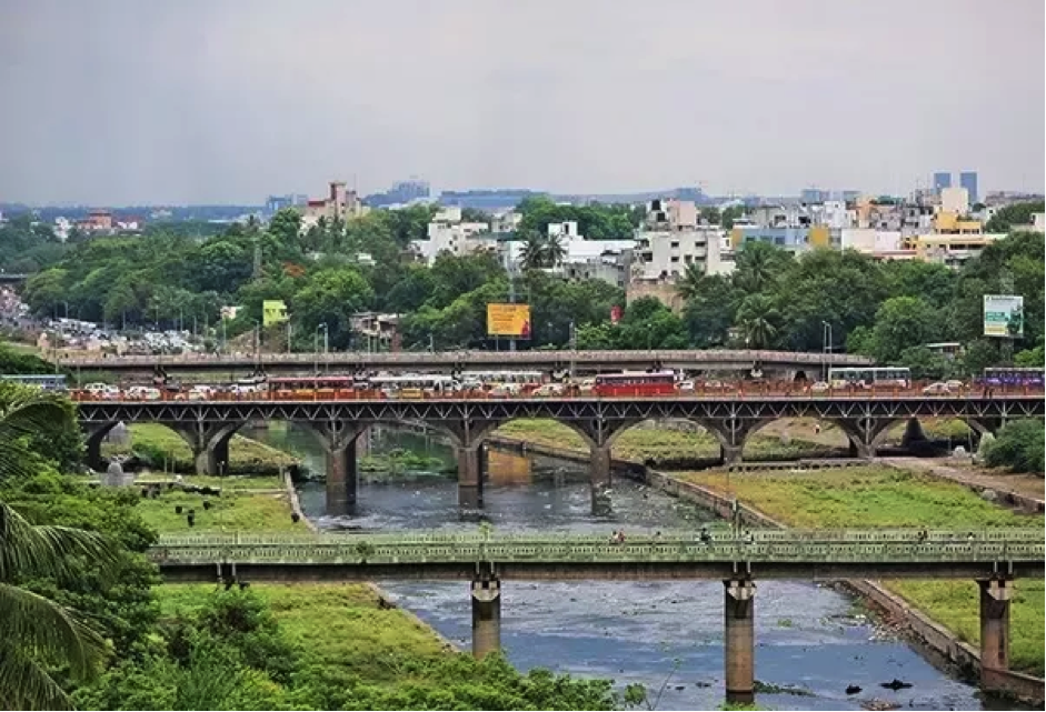 The city of Pune. Photo credit: Saon Ray
